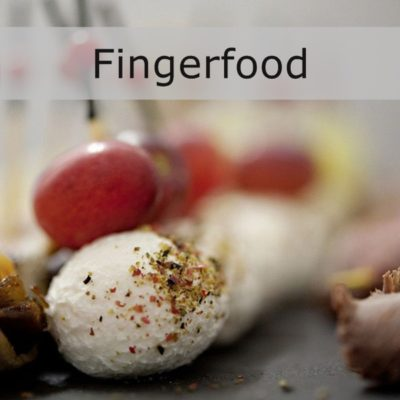 Fingerfood international und Flying Buffet