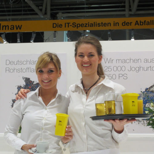 Messe IFAT Catering IV