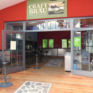 Craft Braeu Eingang