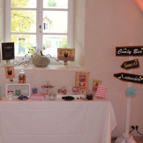 Eventdesign - Candy Bar