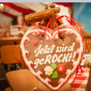 "Eventdesign - Dekoration Motto ""Rocktoberfest"""