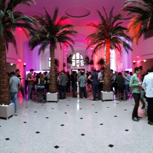 Eventlocation - Isarpost, München (Foyer)