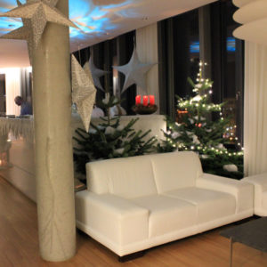 "Eventdesign - Motto ""Winterwonderland"" (Weihnachten)"
