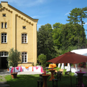 Eventlocation - Marstall am See, Starnberg