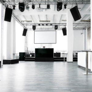 Eventlocation - Isarpost, München (Eventhalle)