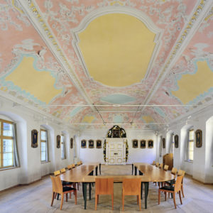 Eventlocation - Kloster Andechs, Fürstentrakt