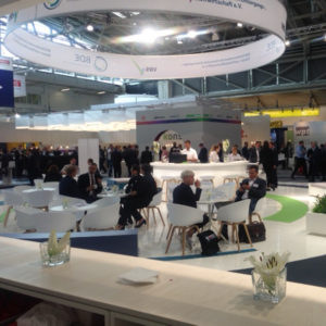 Messecatering IFAT 2018