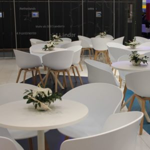 Eventdesign - Blumendekoration