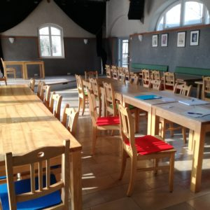 Eventlocation - Alter Bahnhof, Steinebach